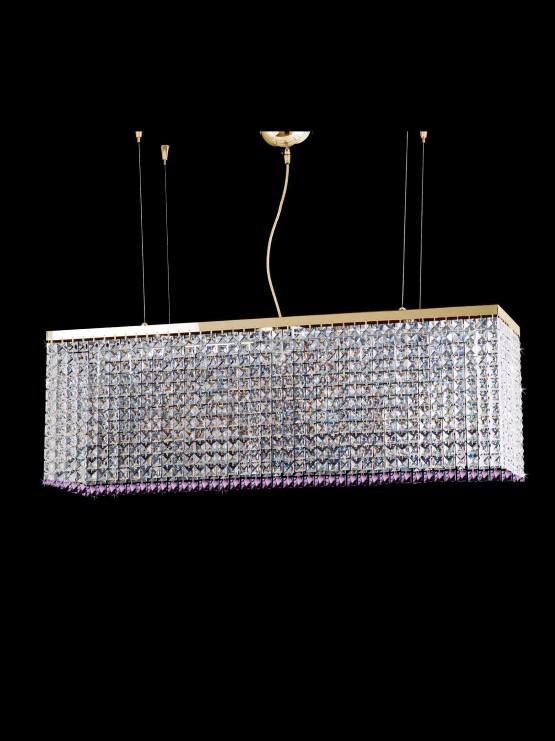 Lampadari camera da letto la luce del futuro for Lampadari moderni camera da letto cristallo