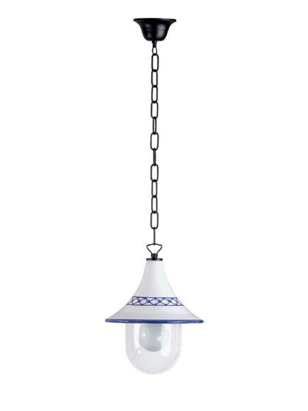 Lanterna Ceramica Decorata Fabbrica Vendita Napoli