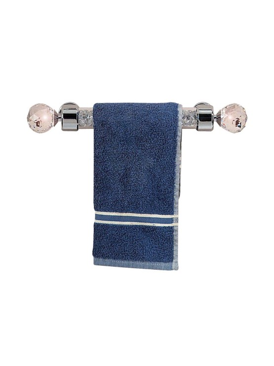 Produzione accessori bagno porta asciugamani plexiglass strass asfour la luce del futuro - Accessori bagno porta asciugamani ...