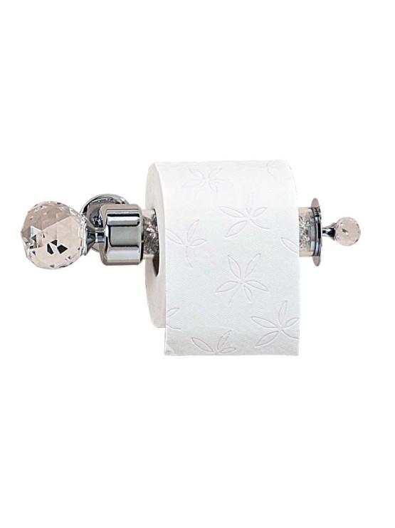 Produzione accessori bagno portarotoli plexiglass strass for Complementi di arredo bagno