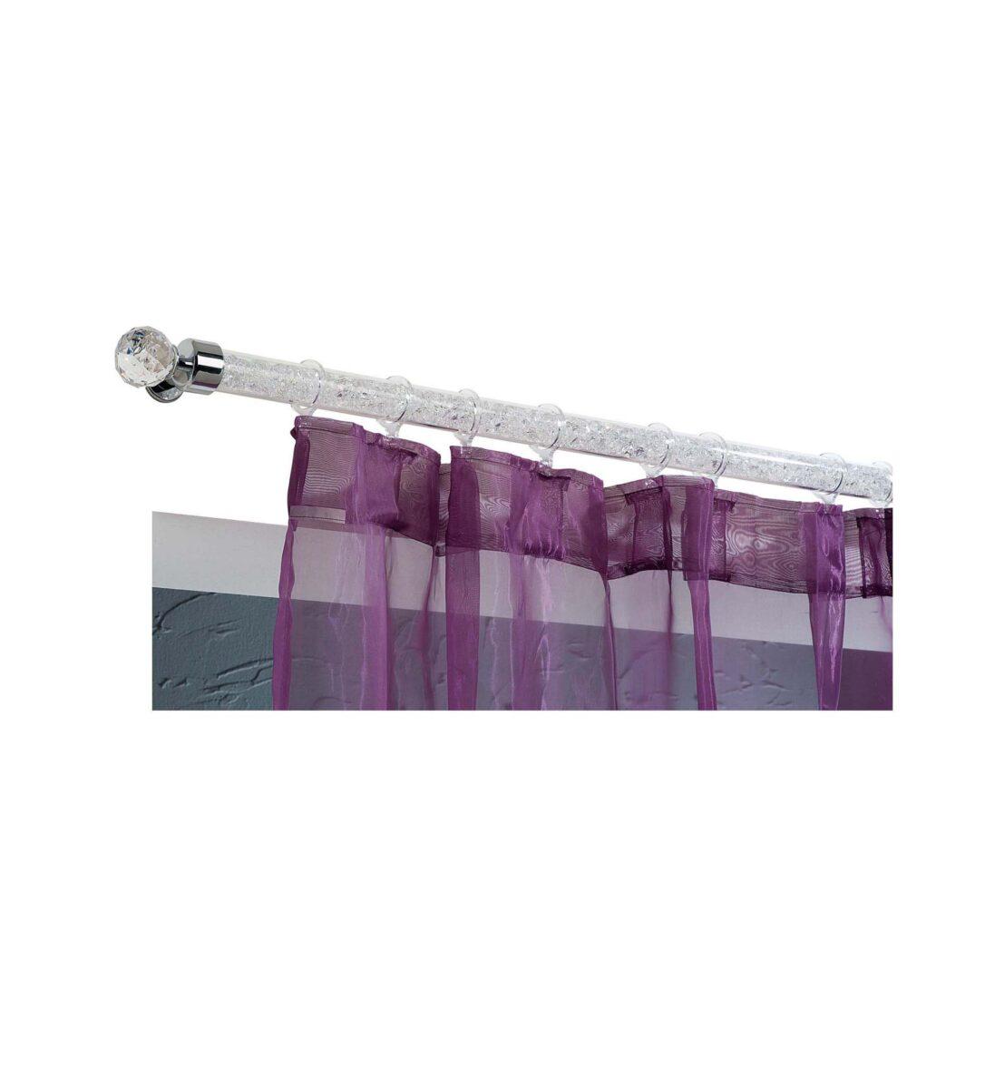 Bastoni Tende Plexiglass Strass Asfour cm. 115 - La Luce del Futuro