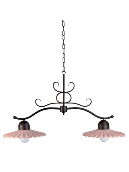 Lampadari Terracotta