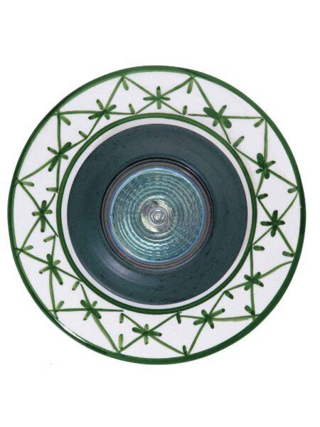 Produzione Faretti Incasso Ceramica Made in Italy