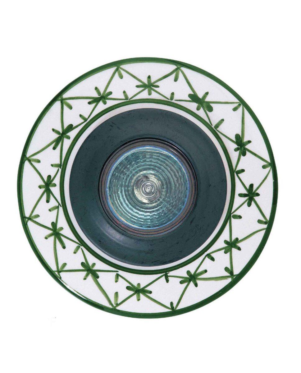 Produzione faretti incasso ceramica made in italy la for Faretti da incasso