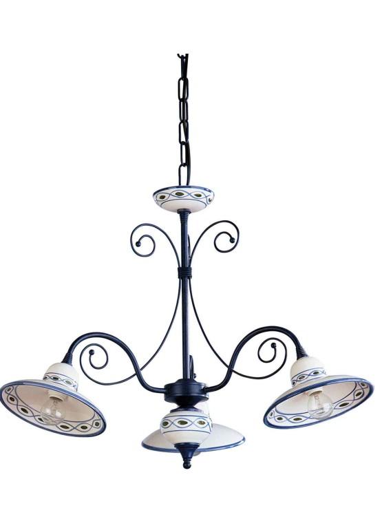fabbrica lampadari : home shop lampadari lampadari in ceramica fabbrica lampadari ceramica ...