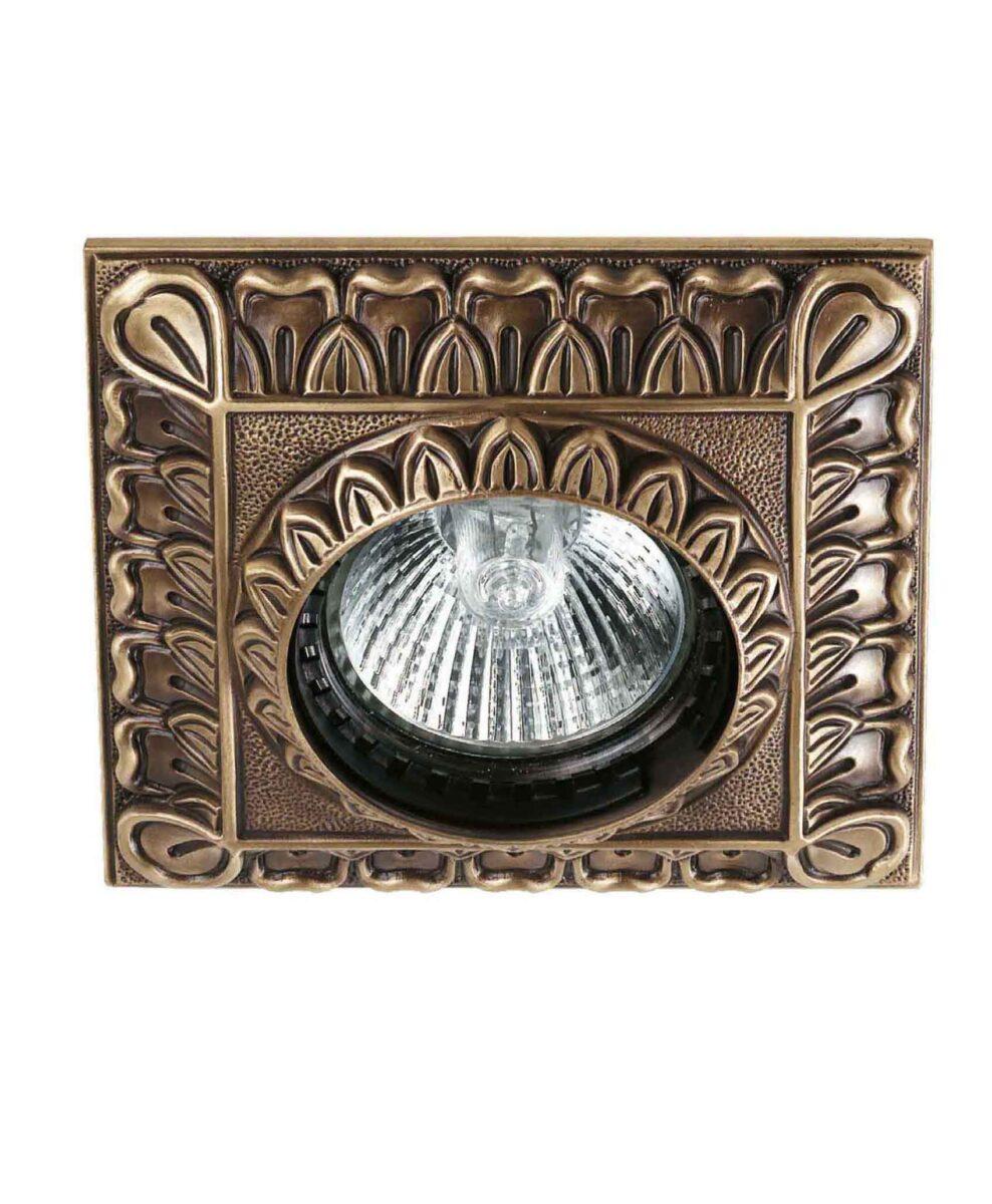 Faretti Da Incasso Legno produzione e vendita faretti classici decorati