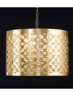 Lampadari Oro Lucido e Design Lampadari D'Arredo Cm 80