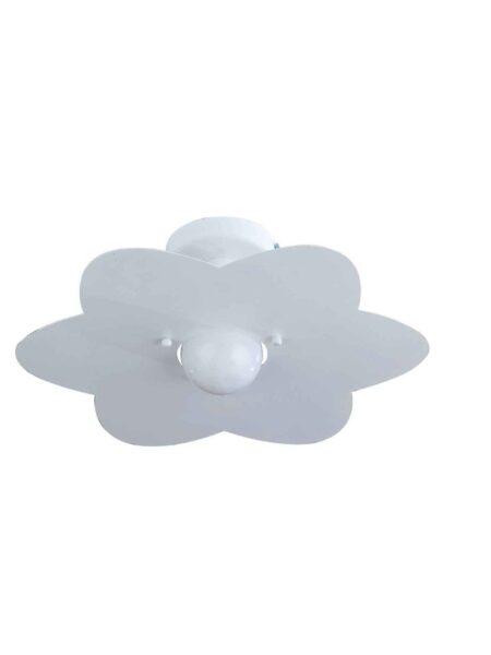 Applique Bianco Fiore Camerette Bambini