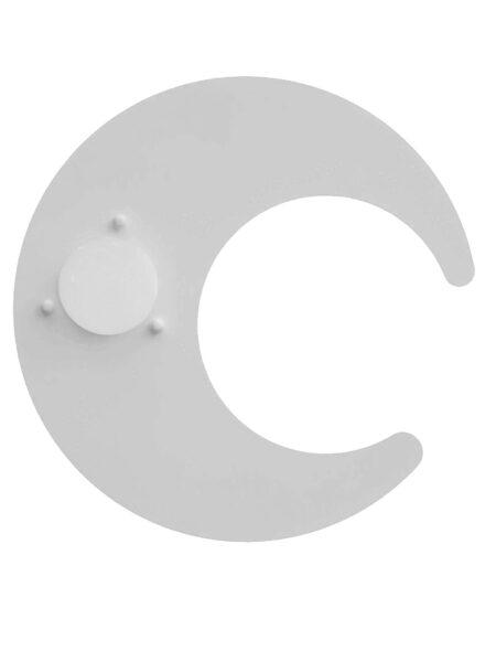 Applique Bianco Luna Camerette