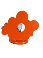 Lume Nuvola Arancio Cameretta Bambini