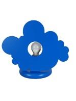 Lume Nuvola Azzurro Cameretta Bambini