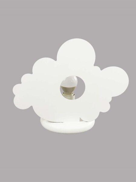 Lume Nuvola Bianco Cameretta Bambini