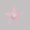 Applique Stella Rosa per Cameretta