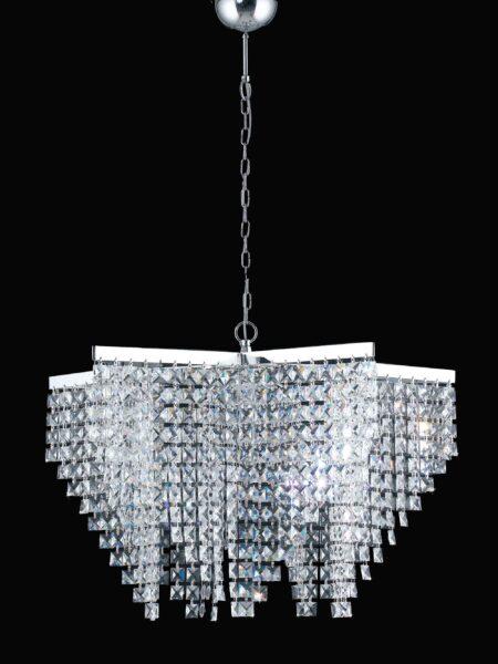 Lampadari Strass Cristallo Asfour Produzione Campania