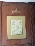 Applique Classico Ottone Oro Francese Quadri