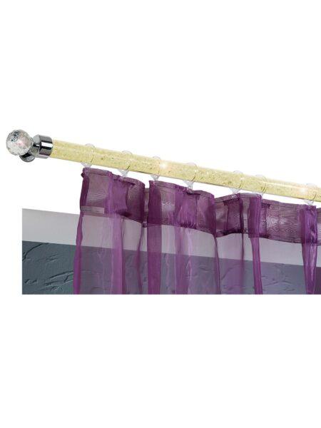 Bastoni Tende Strass Asfour Luce Calda Led Plexiglass