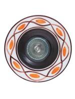 Fabbrica Vendita Faretti Incasso Ceramica Decorata