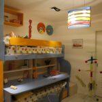 Sospensione Camerette Plexiglass Multicolor