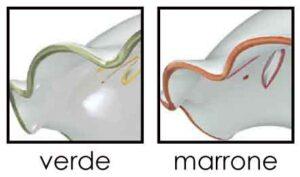 La Luce del Futuro Decori Ceramica Disponibile