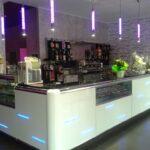 Un Bar pieno di Luce