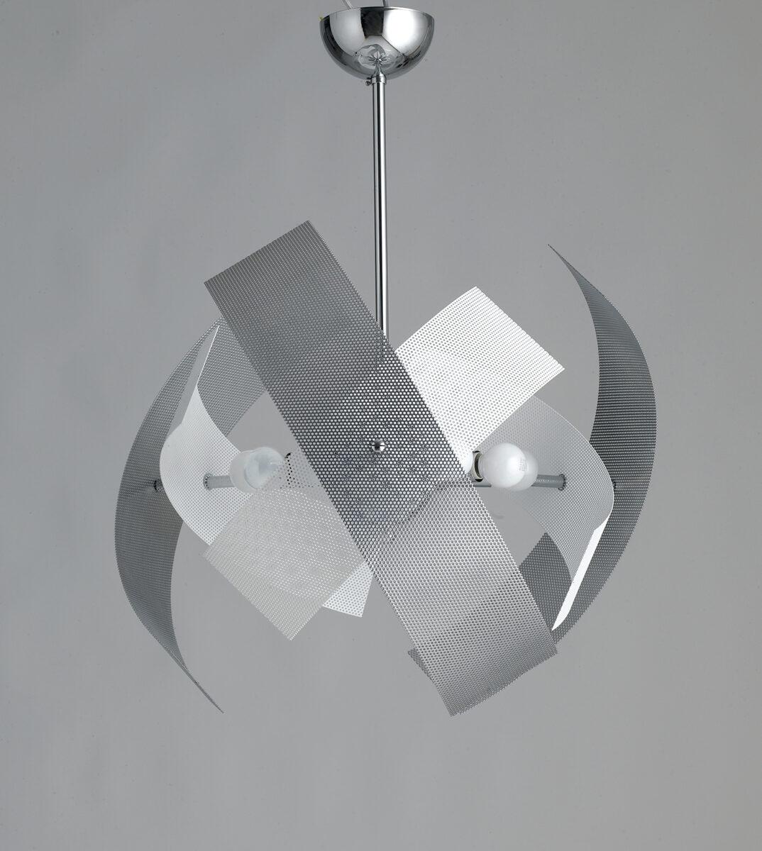 Lampadario vetro moderno lampadario a palla | Snowb